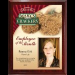 Digi-Color Direct Mahogany Plaque Achievement Awards