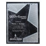 Grooved Brilliance Acrylic Plaque Employee Awards