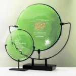 Spinoza Plate Executive Gift Awards